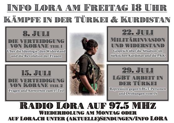 Radio Lora Aktuell